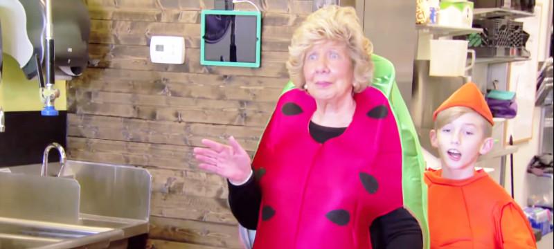 Nanny Faye/YouTube