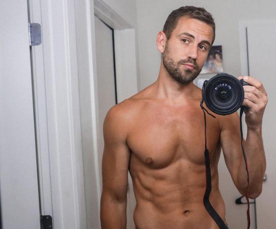 Nick Viall, Selfie, instagram