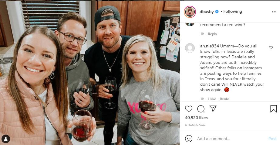 OutDaughtered Critics Slam Adam - Danielle Busby