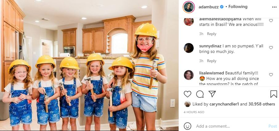 OutDaughtered Fans React To Parker Riding Horses