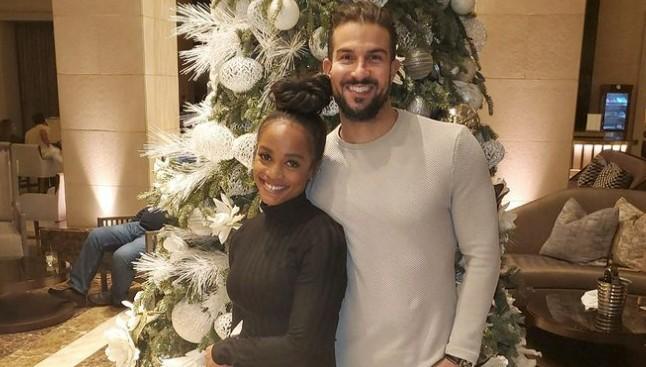 Rachel Lindsay and Bryan Abasolo via Instagram