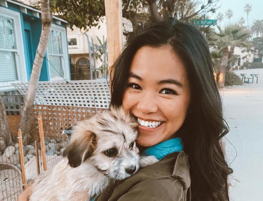 Lawson Bates Girlfriend, Tiffany Espensen Instagram