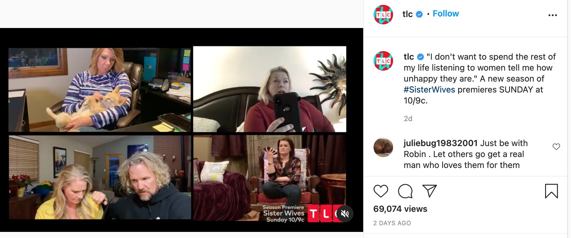 TLC Instagram