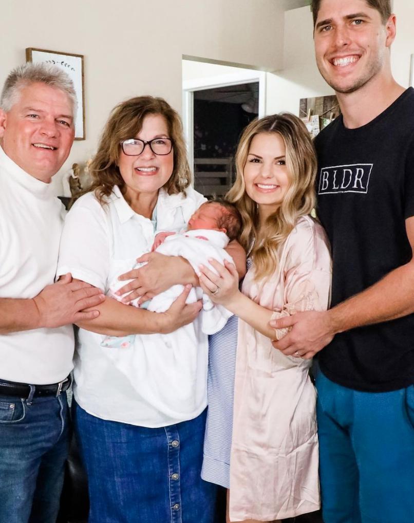 Bates family Instagram