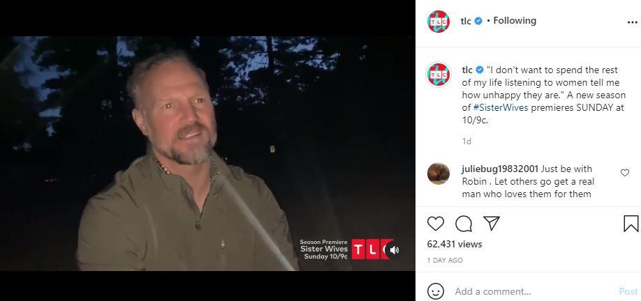 Sister Wives Fans Slam Kody Brown After Teaser