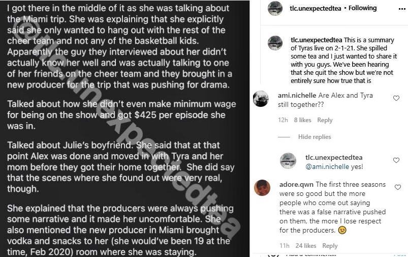 Unexpected Tyra Fans Slam Production Team