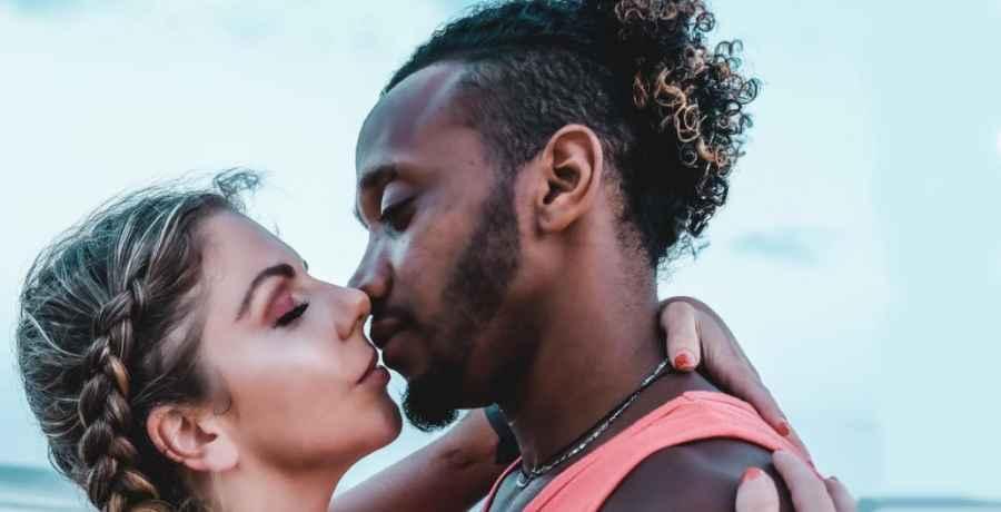 90 Day Fiance stars Ariela and Biniyam