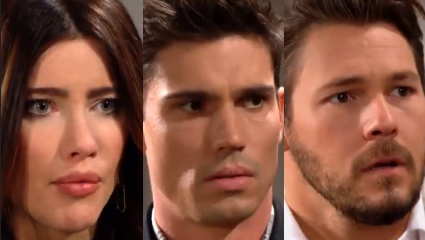 bold and the beautiful steffy forrester liam spencer Dr Finn