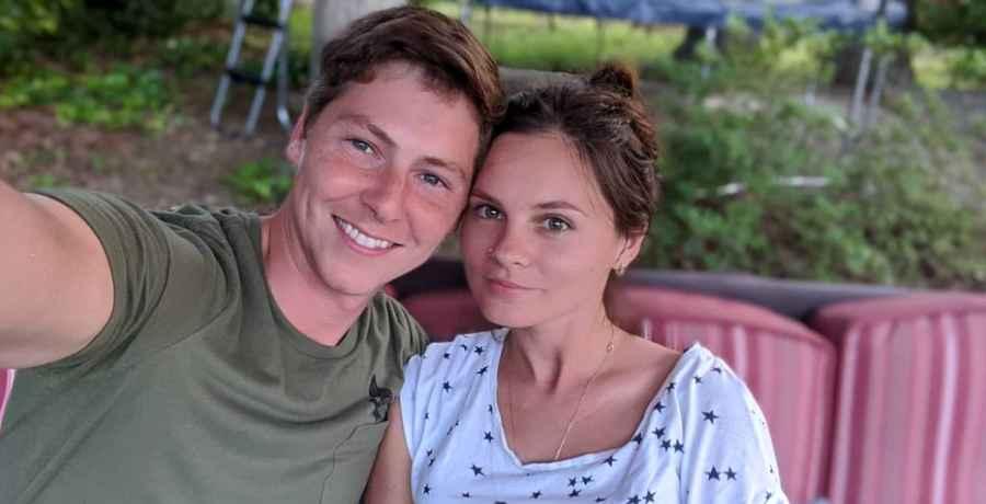 90 Day Fiance stars Brandon Gibbs and Julia Trubkina