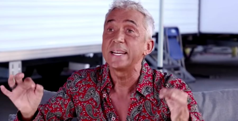 Bruno Tonioli from YouTube