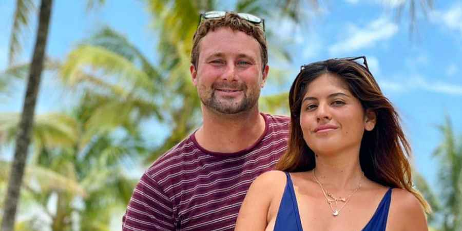 90 Day Fiance stars Corey Rathgeber and Evelin Villegas