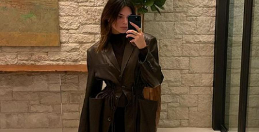 [Credit: Kendall Jenner/Instagram]