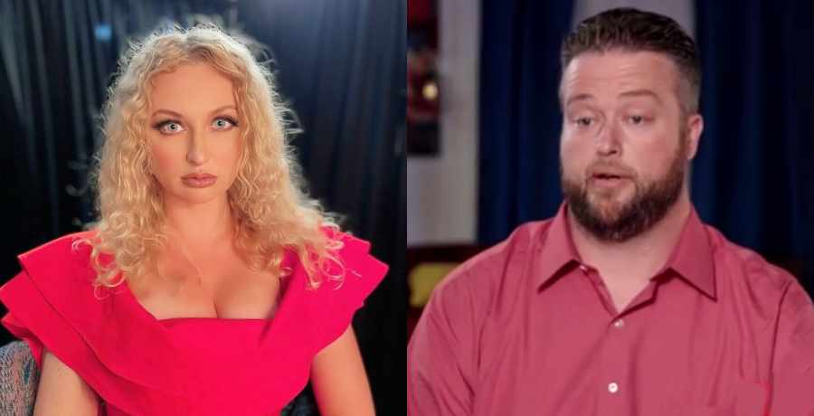 90 Day Fiance stars Natalie Mordovtseva and Mike Youngquist