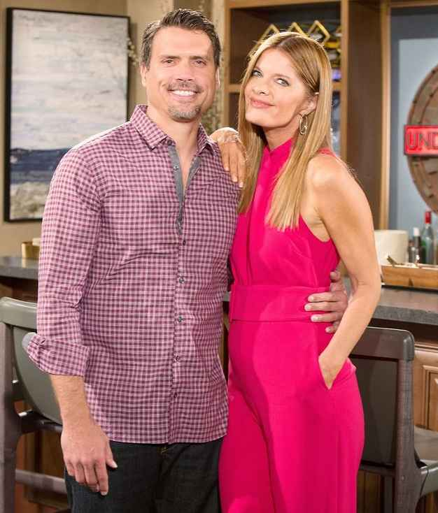 Nick and Phyllis on the Young and the Restless