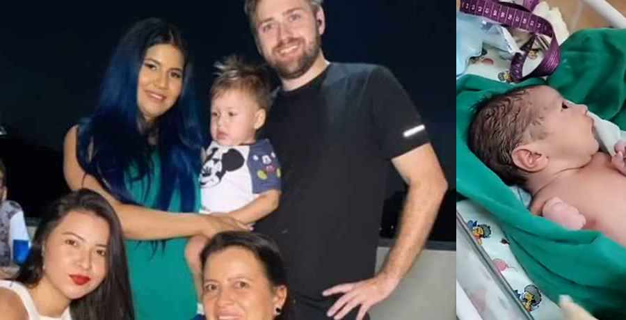 90 Day Fiance stars Paul and Karine made DNA tests for the children
