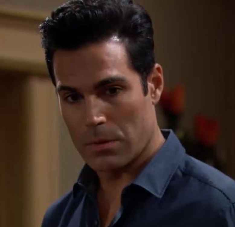 Jordi Vilasuso as Rey on The Young and the Restless