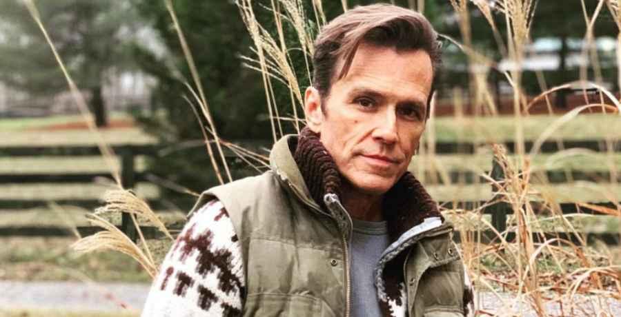 Soap veteran actor Scott Reeves suffers a deep personal loss