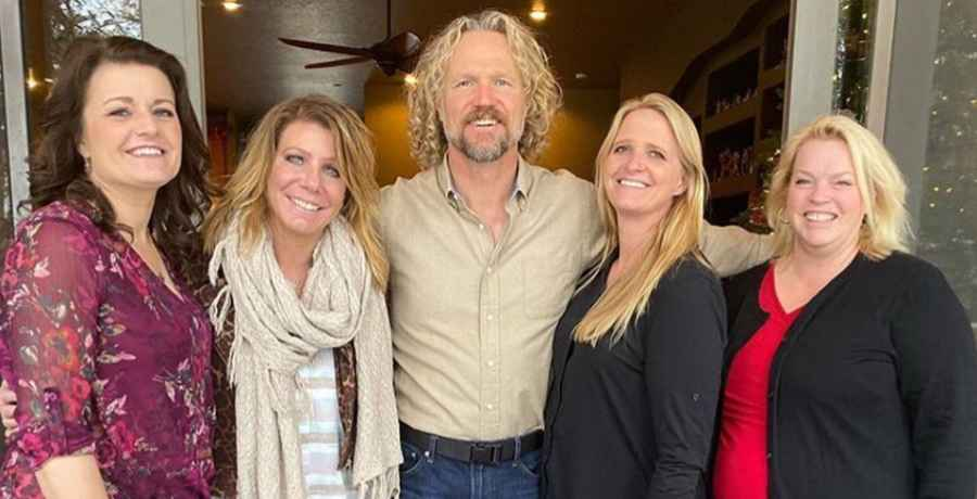 Sister Wives: Kody Brown says marriage to Meri is in a dark place