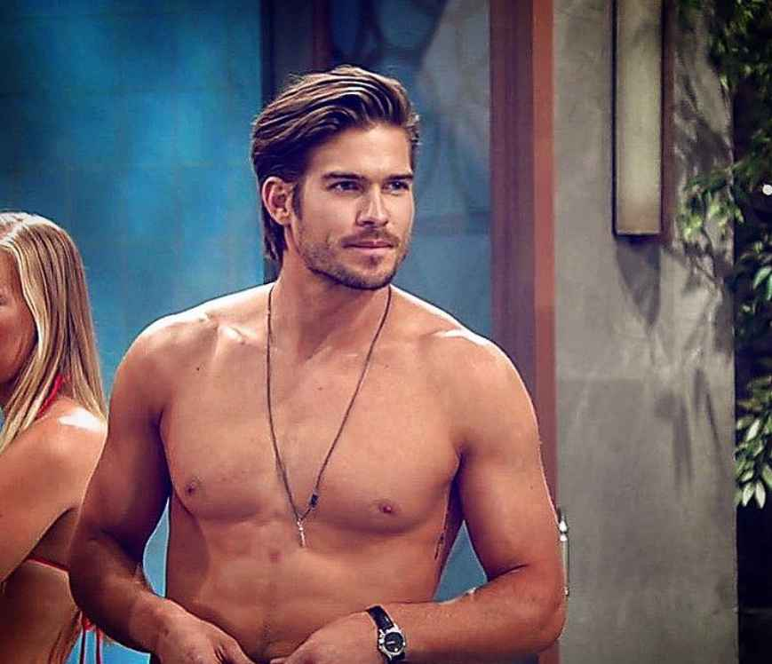 Tyler Johnson is Theo on The Young and the Restless