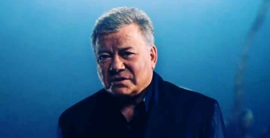 William Shatner hits out at people who think his Star Trek character Captain Kirk is bisexual