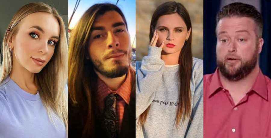 90 Day Fiance stars Yara Zaya, Andrew Kenton, Julia Trubkina and Mike Youngquist spotted in L.A.