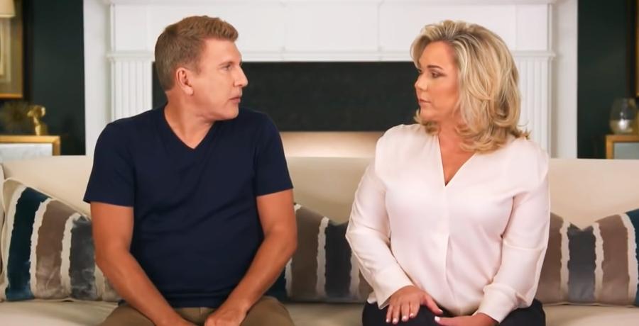 Todd Chrisley cheating Julie YouTube