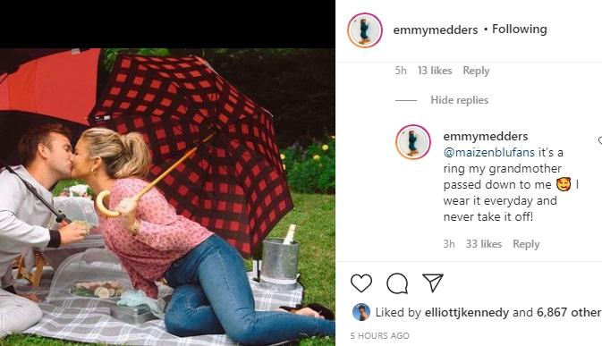 Emmy Medders Instagram