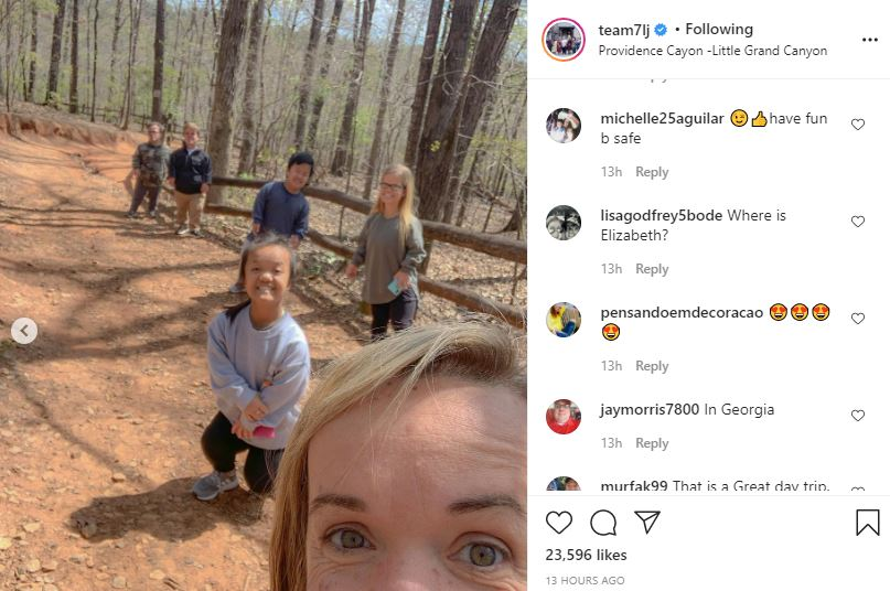 7 Little Johnstons Fans Wonder Why Elizabeth Is Missing From A Photo