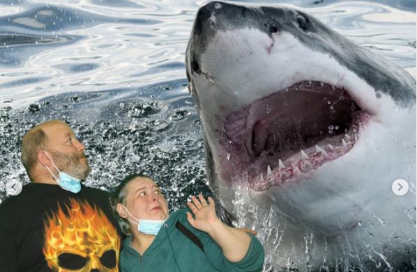 Amy Slaton Instagram Wedding Anniversary Ripleys Aquarium