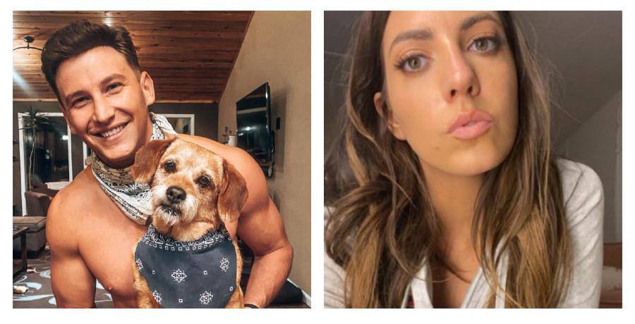 Blake Horstmann/Instagram, Victoria Larson/Instagram