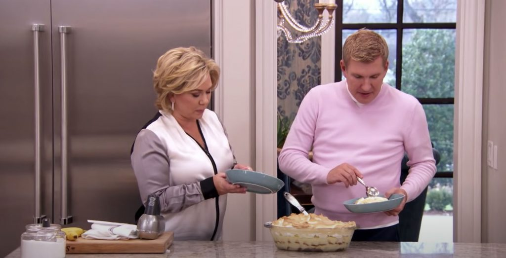Chrisley Knows Best Julie Chrisley new project