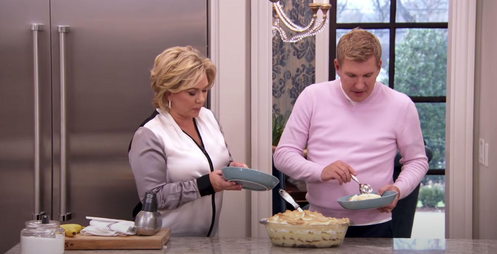 Chrisley Knows Best Julie Chrisley cookbook