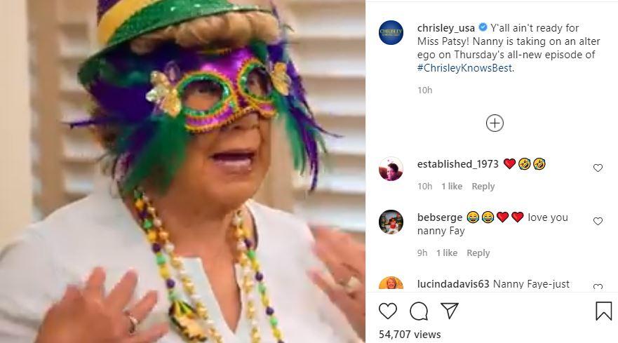 Chrisley Knows Best Reveals New Persona Nanny Faye
