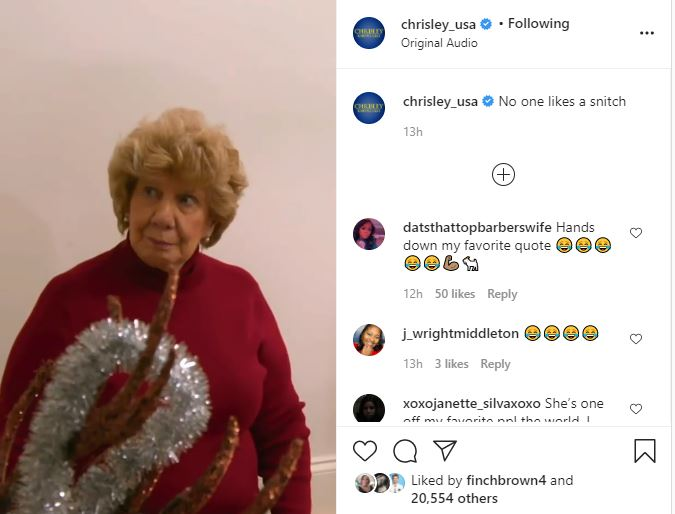 Chrisley Knows Best Revisits One of Nanny Faye's Best One-Liners
