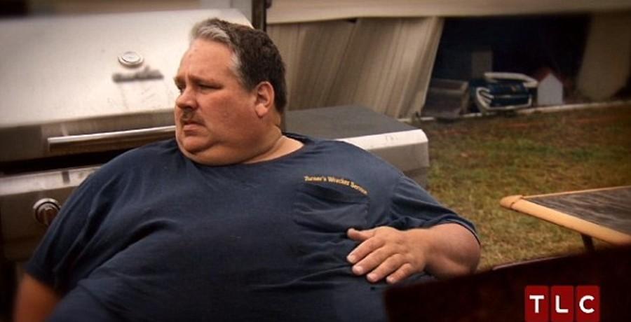 TLC Show Screen Shot of Chuck Turner