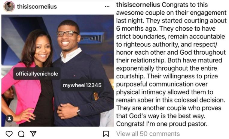 Erin Nichole Chris Williams Engaged