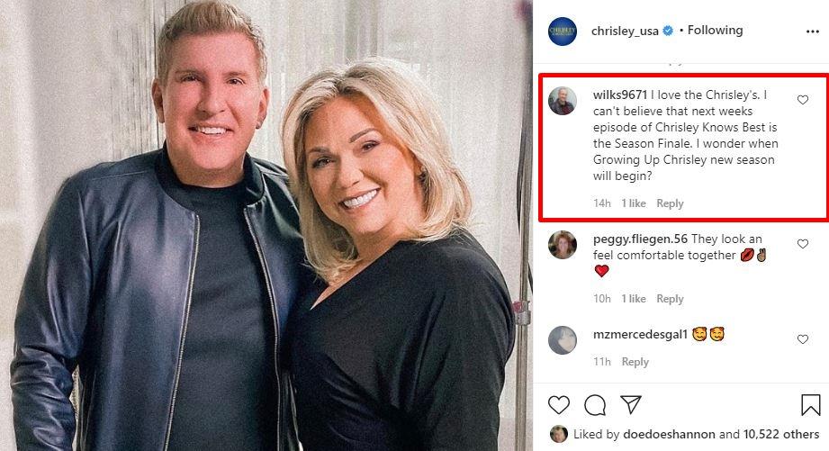 Growing Up Chrisley Return With Season 3