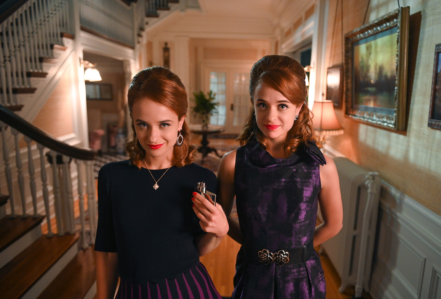 Lifetime, Ruby (L to R) Karina Banno and Raechelle Banno star in Lifetime's feature V.C. Andrews' Ruby, premiering Saturday, March 20 at 8pm ET/PT. Photo by Courtesy of Lifetime Copyright 2020