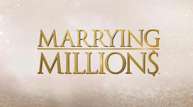 Marrying Millions: Logo
