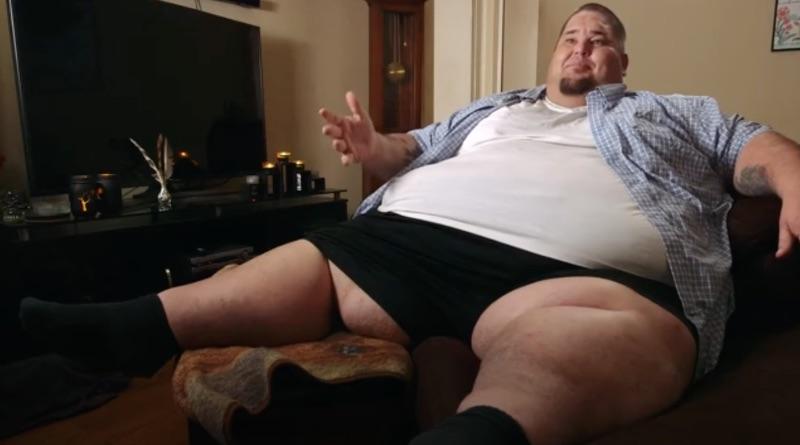 My 600 lb Life: David Bolton