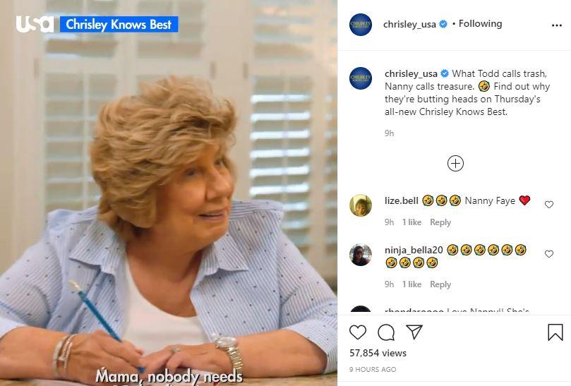 Nanny Faye Shenanigans new episode