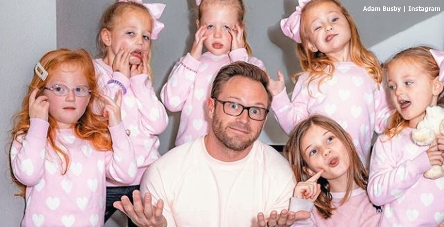 OutDaughtered family photo