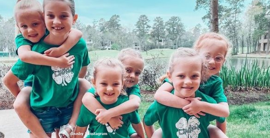 OutDaughtered quints and Blayke