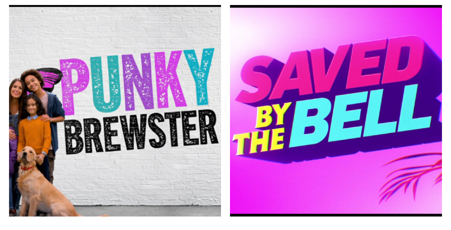 Punky Brewster, Saved by the Bell/Peacock TV