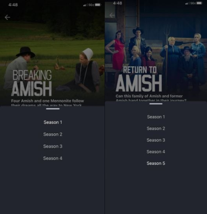 Return to Amish Isn't On Discovery + Where Can You Watch