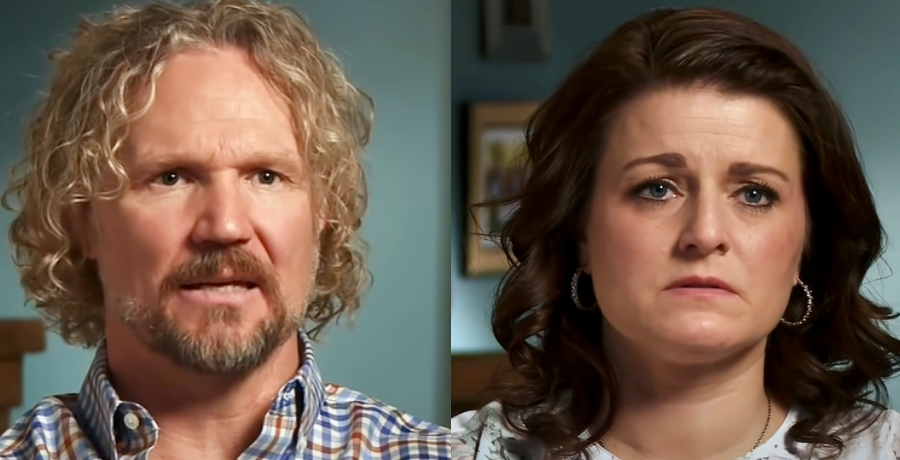 Sister Wives Robyn Brown quarantine