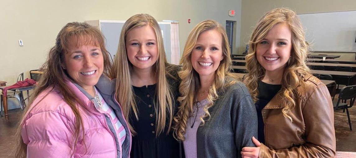 Lauren Caldwell, Caldwell Family Instagram