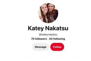 Katey Nakatsu Pinterest