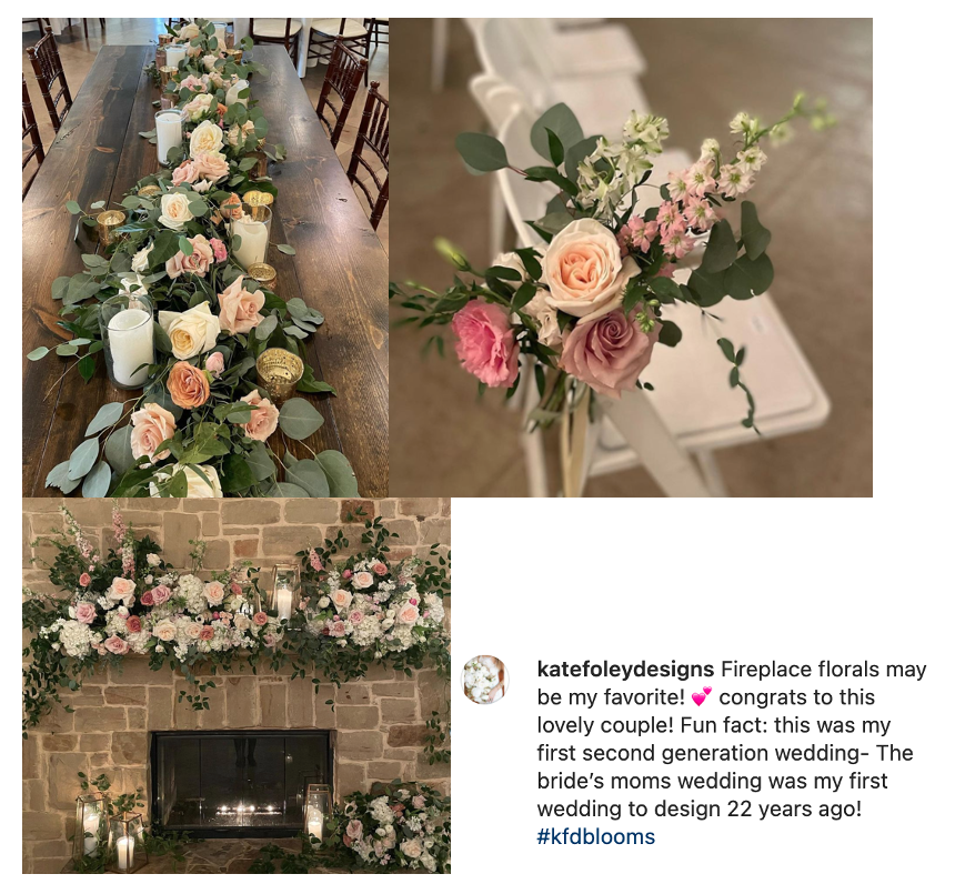 @KateFoleyDesigns Instagram