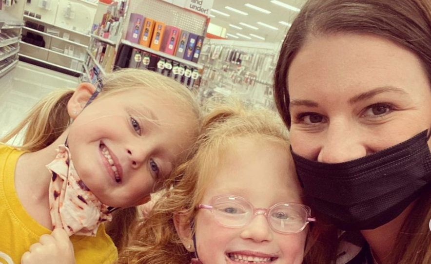 Danielle busby Instagram / OutDaughtered preview